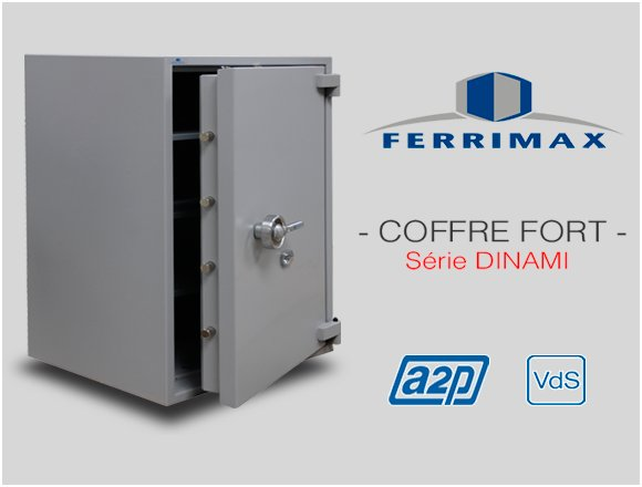 Coffre-forts Ferrimax Dinami