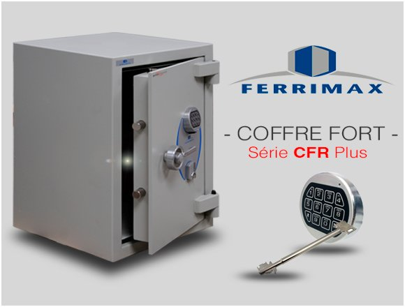 Coffre-forts Ferrimax CFR