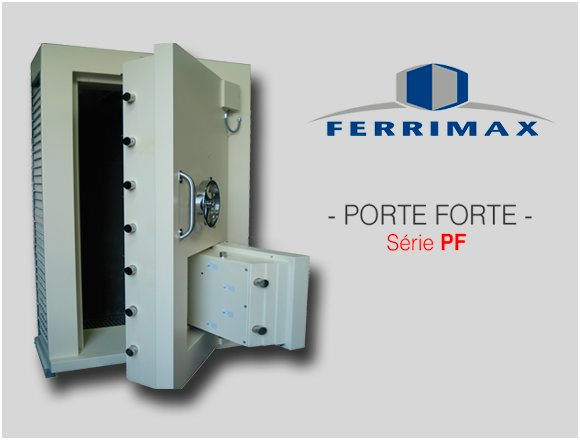 Portes-fortes Ferrimax PF trappons